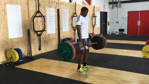 Miles Deadlift